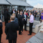 Our tenth birthday party atop Cruise Bar - nice view!